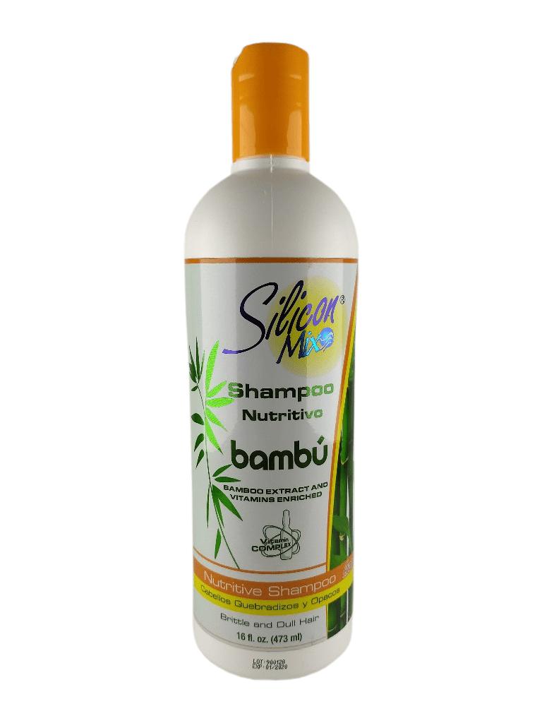 SHAMPOO SILICON BAMBU